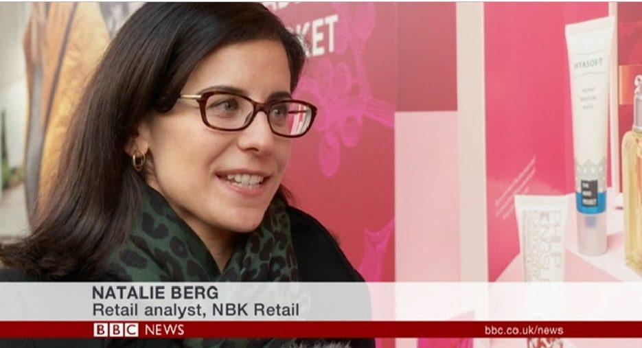 Natalie Berg NBK Retail